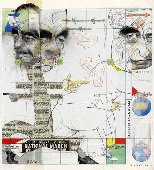 Lloyd Jones Illustration June 2011: Illostribute