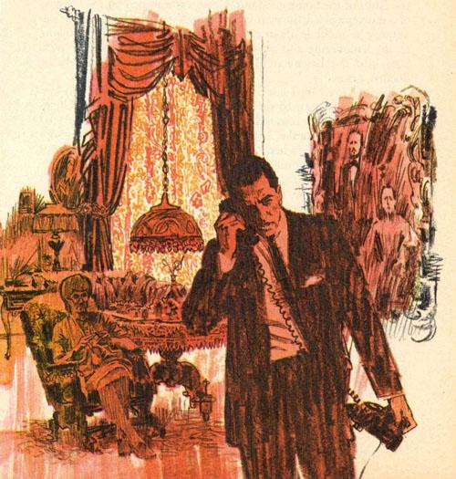 Lloyd Jones Illustration June 2011: Coby Whitmore